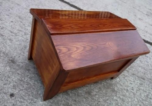 Vana puidust kirstu uuendamine