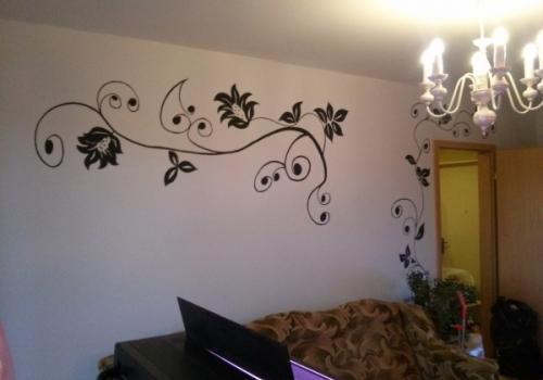 Seinamaalingu joonistamine