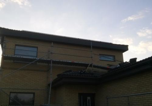 Eramaja tuulekasti ehitus