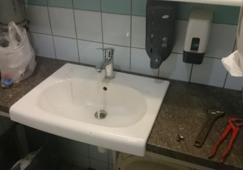 Kraanikausi vahetus